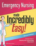 کتاب Emergency Nursing Made Incredibly Easy - ویرایش دوم (2015)